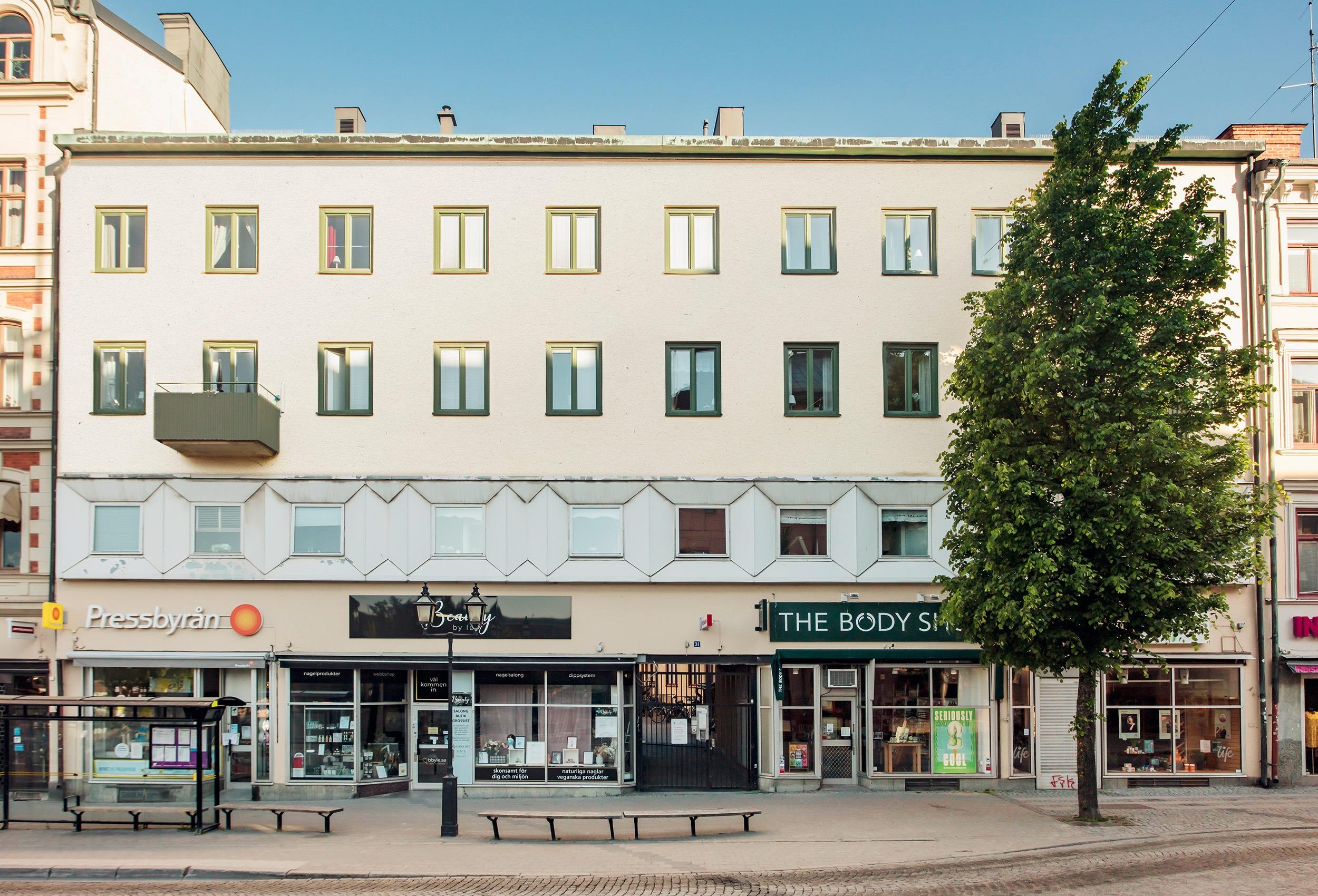 Drottninggatan-34